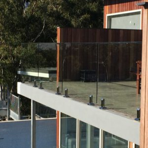 Glazing Balustrade glass