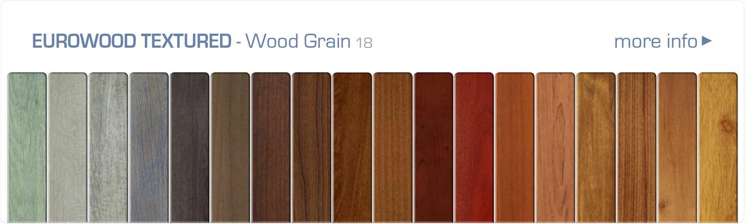 Eurowood Textured Wood Grain