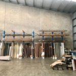 Custom Wood Look Aluminium Fabrications Brisbane