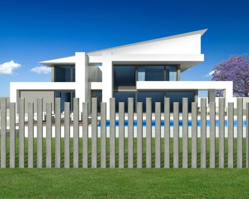 Eurowood Aluminium Fencing Pools Panels Gates