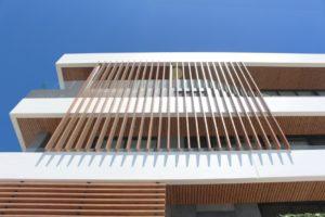 Eurowood Aluminium Cladding Wood Look Balustrades and Aluminium Roof Cladding