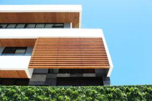 Eurowood Aluminium timber roofing