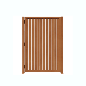 Aluminium Timber Gate