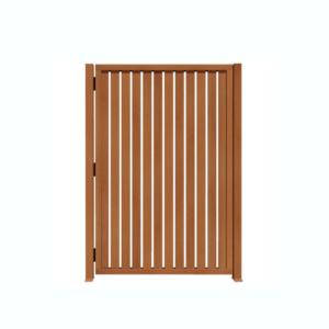 Aluminium Timber Gate