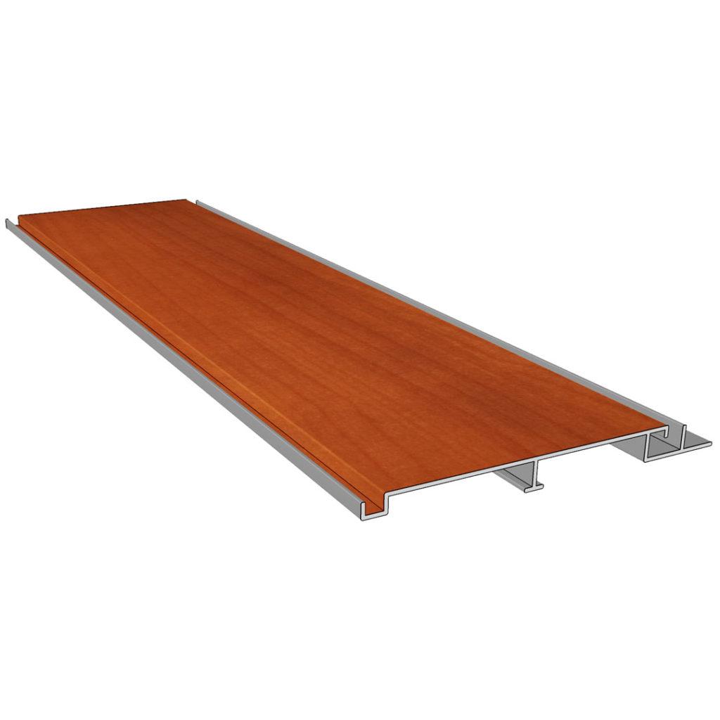 Timber Aluminium Cladding