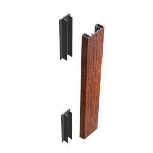 Click on Timber Aluminium Battens