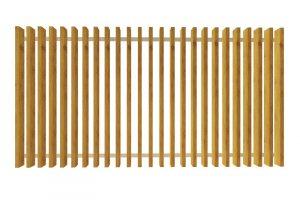 Timber Look Batten Screening