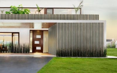 Aluminium products for architects