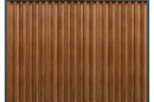 Aluminium Staggered Fence