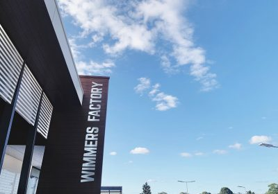 Wimmers Factory Cladding